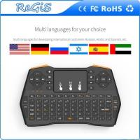 2.4G Air Flying Mouse Remote Control Multi-function Mouse And Keyboard Mini Touch Wireless Keyboard