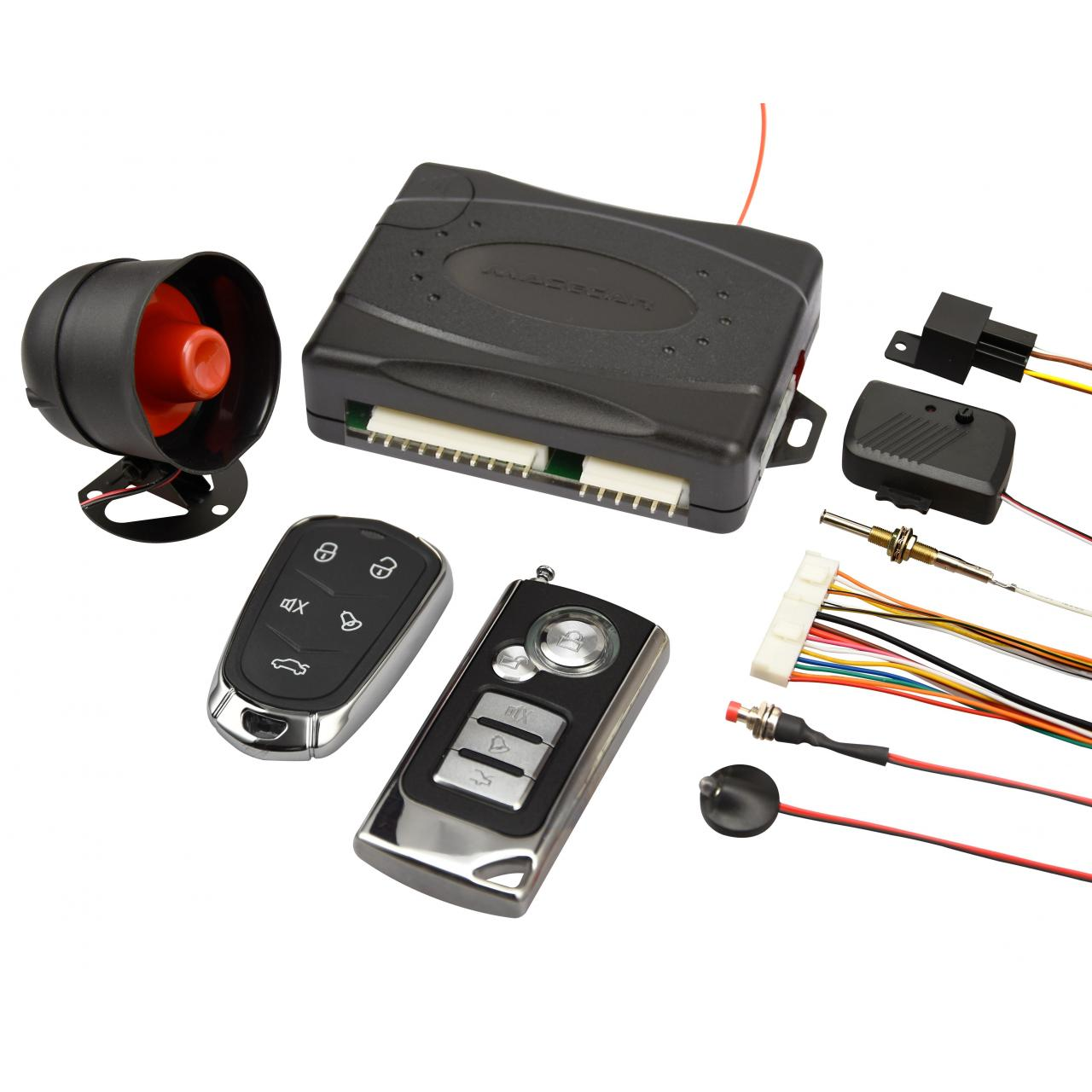 EG-D39 Best selling one way car alarm to IRAN