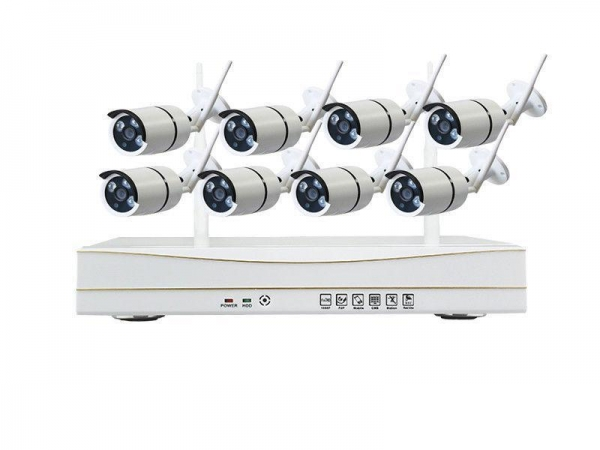 Quality Security Nvr Ip Camera Kit Auto Electromagnetic Parking Sensor Camera for sale