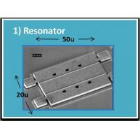 Resonator products target, Parameters, Characteristics and reliability