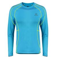 Wholesale Running KT16S10028 Men's long-sleeved T-shirt running from china suppliers