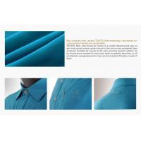 Wholesale Outdoor KT16S105006 Men's long-sleeved shirt from china suppliers