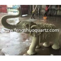 Wholesale Sandstone Elephant decoration from china suppliers