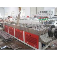 Durable Plastic Pipe Manufacturing Machine250KG/H / 350KG/H Capacity