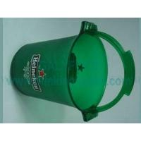 Light up drinking cup 4.5L-Plastic ice bucket-GL