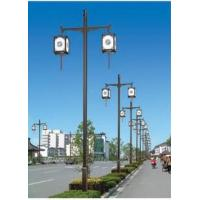 Wholesale Antique Cast Iron Lamp Post from china suppliers