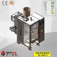 Wholesale Single lane shape sachet filling sealing packaging machine from china suppliers