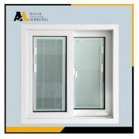 Wholesale Double Glazed UPVC Sliding Window with Grill Design from china suppliers