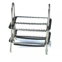Wholesale cassette 24 pieces stainless steel staining rack from china suppliers