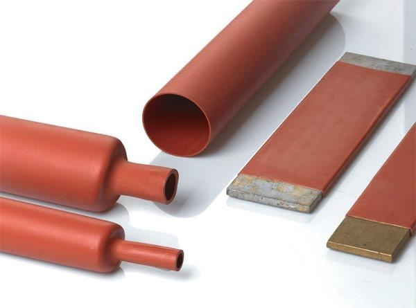 Medium heavy wall heat shrink bus bar tubing of item