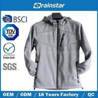 Wholesale Fleece Windproof & Outdoor Men Jacket in Simple Style from china suppliers
