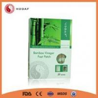 Wholesale Hot Selling hight Quanlity Bamboo Vinegar Foot Detox Patch from china suppliers