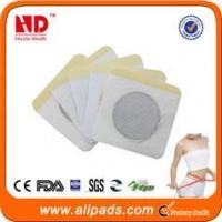 Wholesale 100% natural chinese herbal effective medicated weight loss Patch from china suppliers