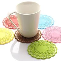 Wholesale Silicone/PVC Coaster from china suppliers