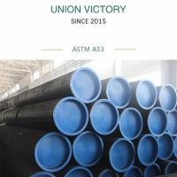 ASTM A53 Gr.B Seamless And Welded Black Steel Pipes