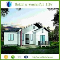 Wholesale 2017 Easy install prefab kit home for labor from china suppliers