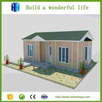 2017 Easy install prefab steel building for labor