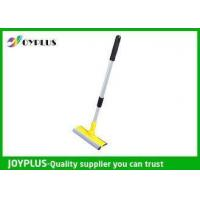 PP Sponge Iron Material Window Cleaning Squeegee With Telescopic Handle