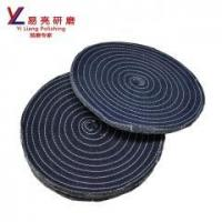 Wholesale abrasive jeans cotton grinding wheel for metal/stainless steel/ hardware from china suppliers