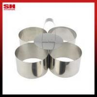stainless steel dessert mould cake mould