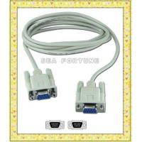 RS232 SERIAL/NUL MODEM CABLE, DROP SHIPPING