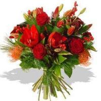 Wholesale Christmas Deluxe Holiday Roses from china suppliers