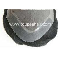 Buy cheap Toupee for Men Stock durable men toupee Arcadia from wholesalers