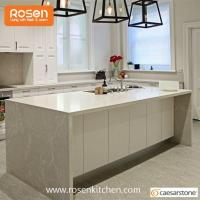 Wholesale Discount Caesarstone Natural Quartz Surface Bathroom Benchtops and Countertops from china suppliers