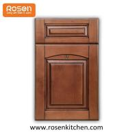 Wholesale Replacement Walnut Solid Wood Beadboard Rock Veneer Kitchen Unit Doors and Drawer Fronts from china suppliers