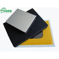 Wholesale ZHONGYA close-celled rubber foam sheet with alu TM55Date:2015-04-13 Hit:(612) from china suppliers