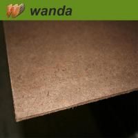 Wholesale plywood plain/raw hardboard from china suppliers