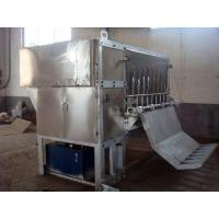 Pig head splitting machine / pig head split cutting machine