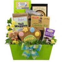 China Goodies for Dog and Owner Gift Basket on sale