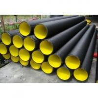 HDPE Corrugated Sewer Pipes