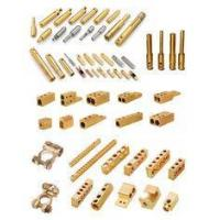 Wholesale Anodizing Brass Electrical Fittings , Small Watertight EMT Fittings With Custom Welding from china suppliers