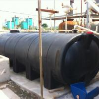 Wholesale chemical storage tank SLT500L-15M3horizontal storage tank from china suppliers