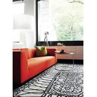 China Sofas Nanimarquina Estambul Contemporary Black and White Area Rug in Wool on sale