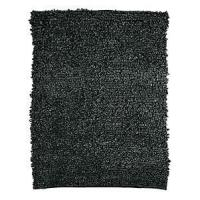 China Sofas Nanimarquina Bicicleta Recycled Black Rubber Indoor/Outdoor Rug on sale