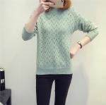 China Cashmere Sweater Round neck Pullover Sweater 1706243