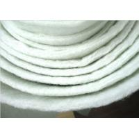Wholesale Non Woven Micron Filter Cloth Polyester Filter Media Anti Acid ISO from china suppliers