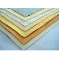 Wholesale PPS P84 Filter Fabric Industrial Filter Bag Filtration Cloth Non Toxic / Odorless from china suppliers