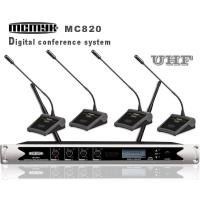 Wholesale Wireless conference microphone MC820 UHF FM Infrared from china suppliers