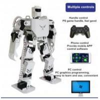 Buy cheap Selling 17 degrees of freedom programmable education humanoid robot from wholesalers