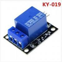 Buy cheap KY-019 5 V One of 1 Channels Relay Module Shield Board for PIC AVR DSP ARM for arduino DIY from wholesalers