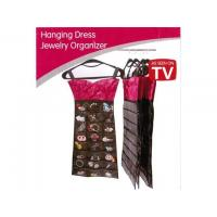 TV-HI-28 Little Evening Dress Hanging Jewelry Organizer