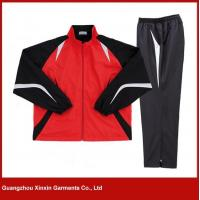 Wholesale plain tracksuits for men and women/sportswear for men and women(T12) from china suppliers