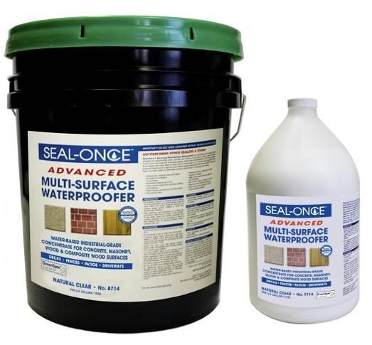 Quality Seal-Once Multi Surface Industrial Concentrate for sale
