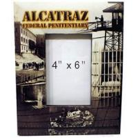 Wholesale Alcatraz Black & White Photo Canvas Frame from china suppliers
