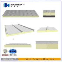 Wholesale Insulated Filler High Density PU Sandwich Panel from china suppliers