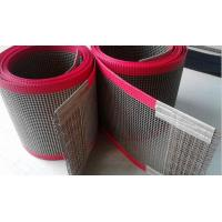 Wholesale High temperature resistant anti stick Teflon mesh belt from china suppliers